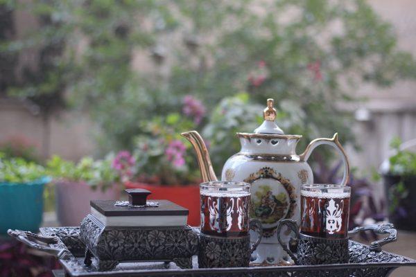 ۲ فنجان چای ایرانی
