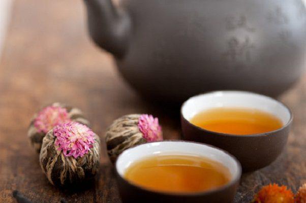 چای توپی pu-erh - چین