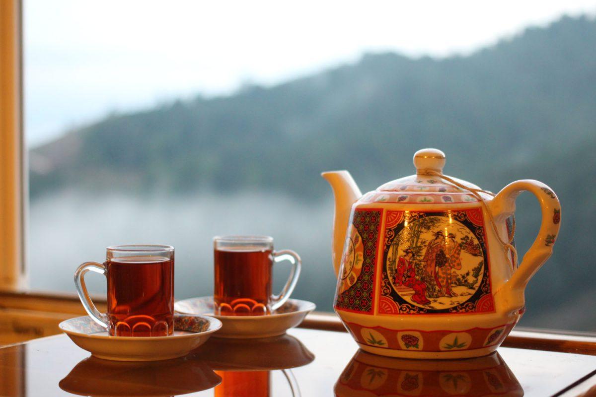 چای ایرانی سالم و طبیعی