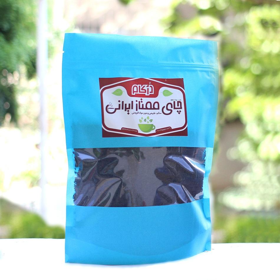 چای سیاه ممتاز ایرانی