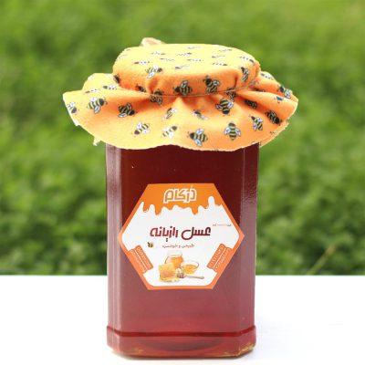 عسل صد در صد طبیعی رازیانه