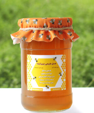 عسل چهل گیاه درکام