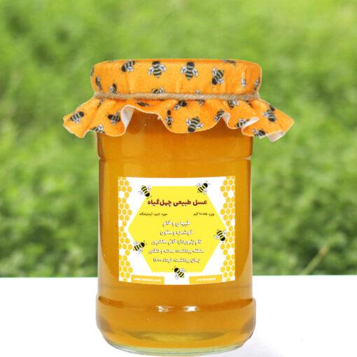 عسل طبیعی و خام چهل گیاه