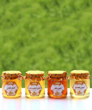 پکیج عسل طعم های خاص