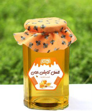 عسل صددرصد طبیعی آویشن گون