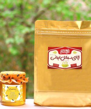 پکیج چای سرگل و عسل گون