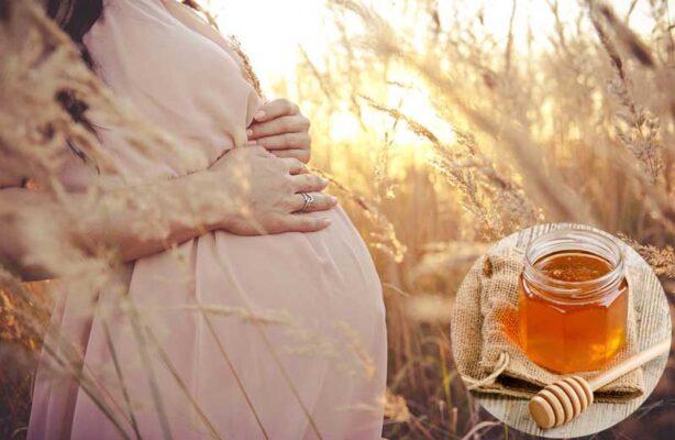 عسل در بارداری