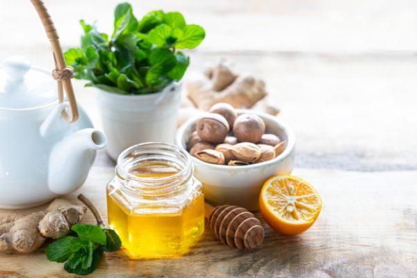 تقویت سیستم ایمنی با عسل طبیعی