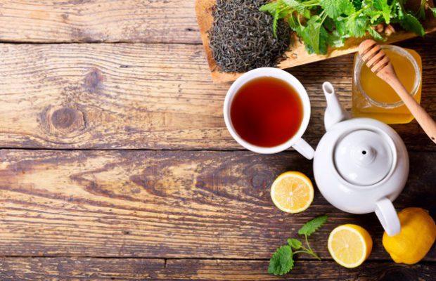 خواص چای و عسل